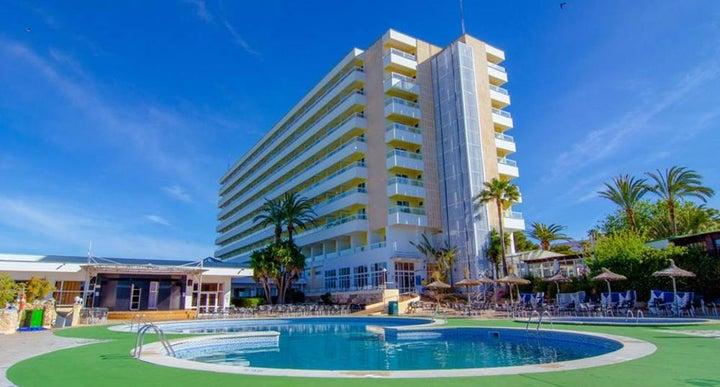 Samoa Hotel Mallorca On The Beach