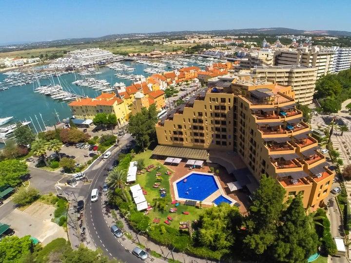 Dom Pedro Marina in Vilamoura, Algarve, Portugal