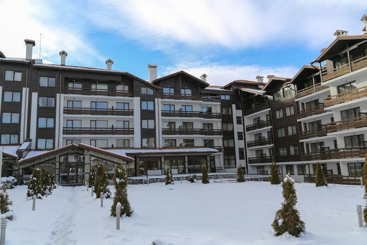Mountain Paradise by Walnut Trees Apart hotel in Bansko, Bulgaria