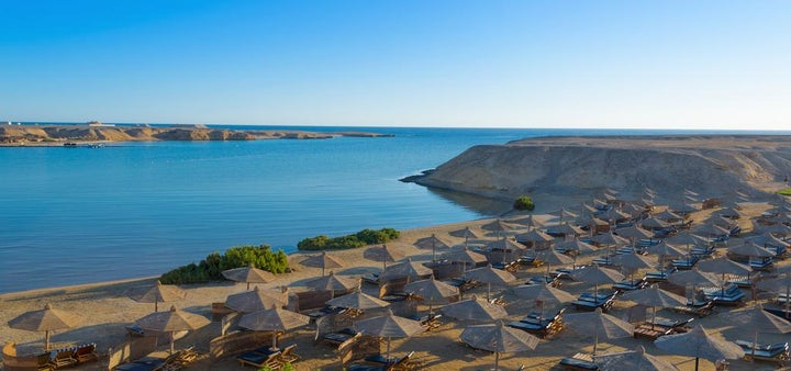 Aurora Bay Resort Marsa Alam in Marsa Alam, Red Sea, Egypt