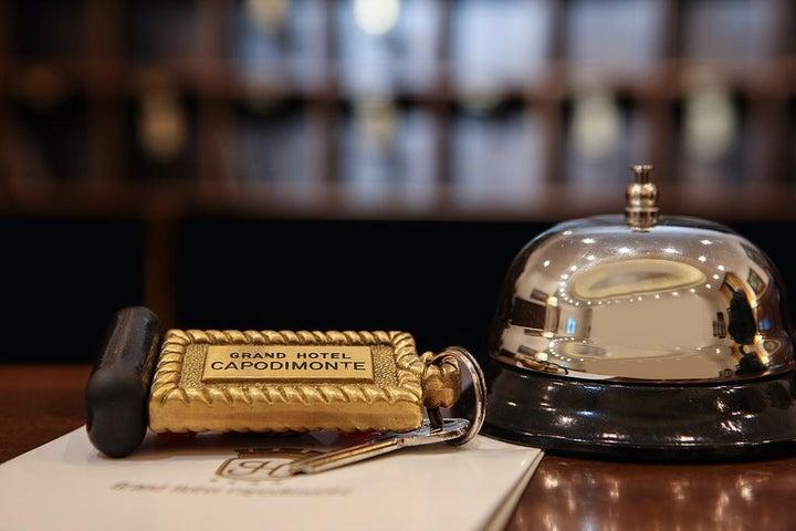 Grand Hotel Capodimonte Image 33