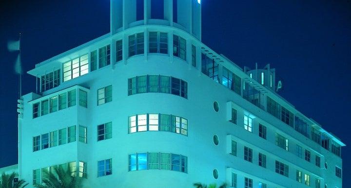 Albion South Beach In Miami Florida Usa