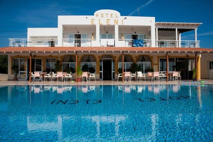 Eleni Hotel in Kefalos, Kos, Greek Islands