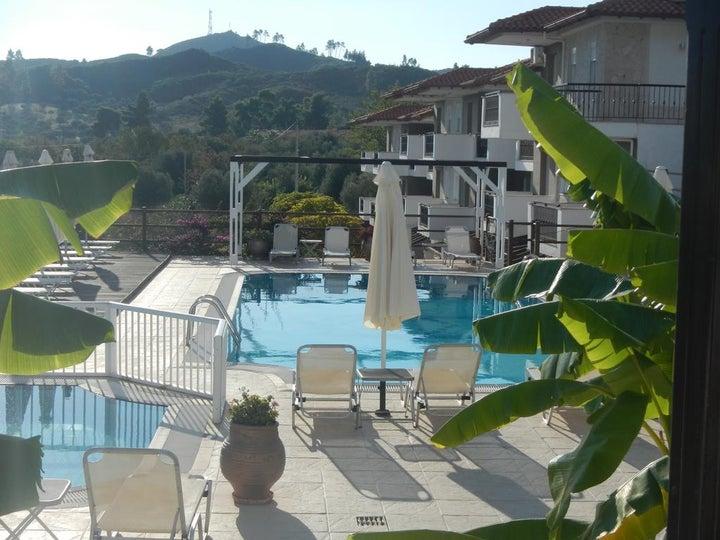Ampelia Hotel in Hanioti, Halkidiki, Greece