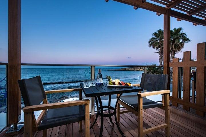 Smartline Infinity Blue Boutique Hotel and Spa in Hersonissos, Crete, Greek Islands