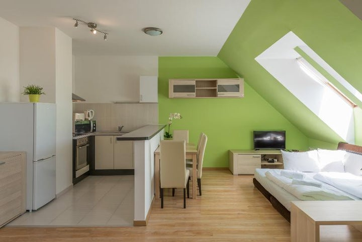 Corvin Plaza Apartments & Suites in Budapest, Hungary