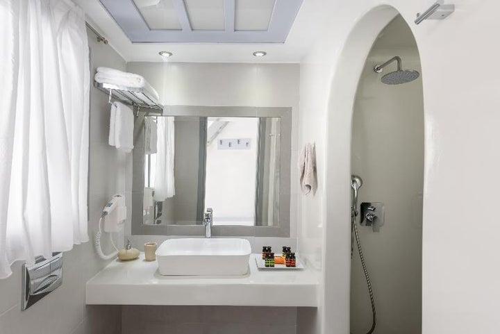 Antoperla Luxury Hotel & Spa in Perissa, Santorini, Greek Islands