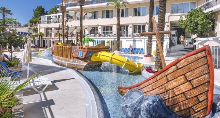 Hotel Oasis Park Calella Costa Brava Spain