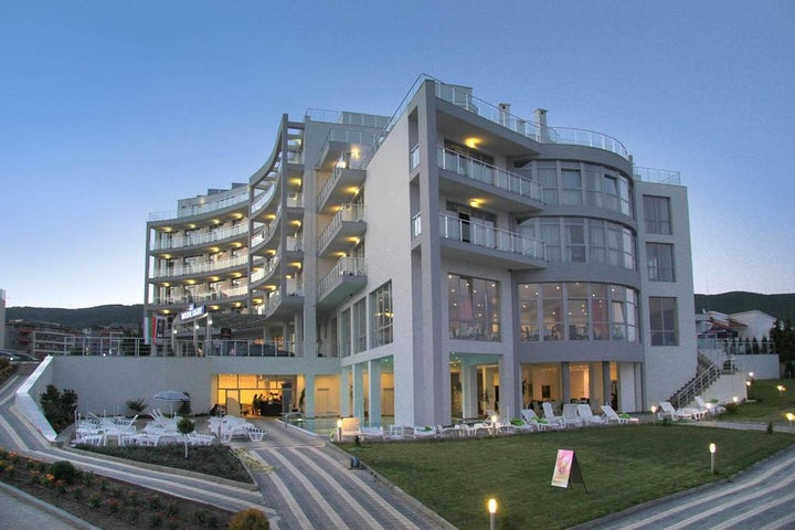 Moonlight Hotel in Sveti Vlas, Bulgaria