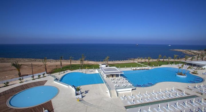 King Evelthon Beach Hotel & Resort in Paphos, Cyprus