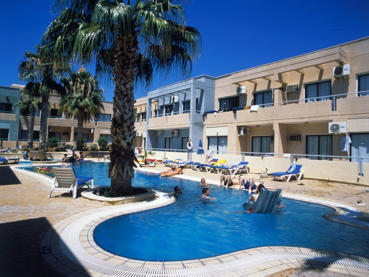 Anthea Hotel Apartments in Ayia Napa, Cyprus