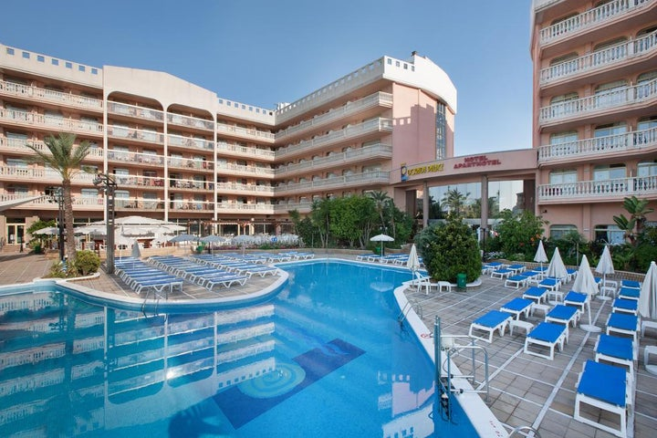 Hotel-Aparthotel Dorada Palace in Salou, Costa Dorada, Spain