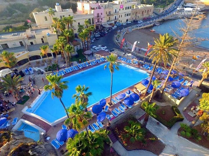 Beach Garden Hotel in St Julian's, Malta