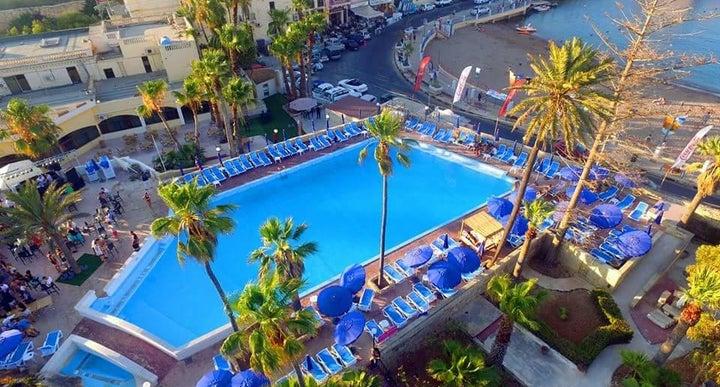Beach Garden Hotel Malta Reviews