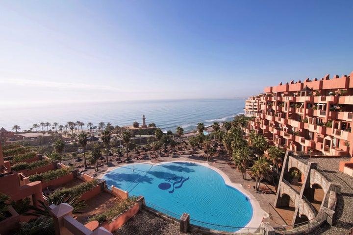 Holiday World Resort in Benalmadena, Costa del Sol, Spain