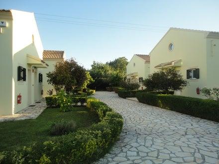 Ostria Apartments Sidari