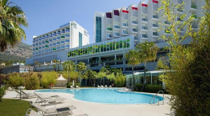 Double Tree by Hilton Resort-Spa Reserva del Higueron in Fuengirola, Costa del Sol, Spain