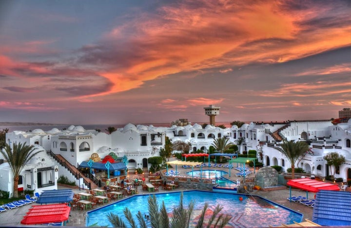 Arabella Azur Resort in Hurghada, Red Sea, Egypt