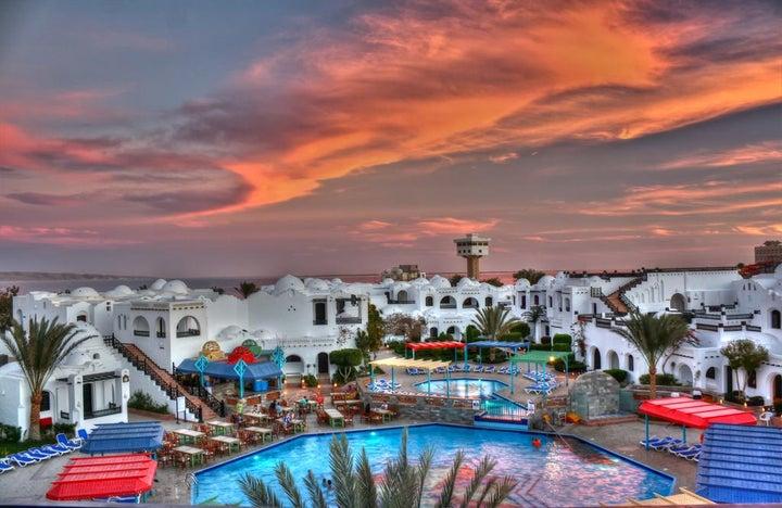 Arabella Azur Resort in Hurghada, Red Sea, Egypt