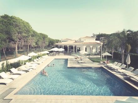 The Magnolia Hotel in Quinta do Lago, Algarve, Portugal