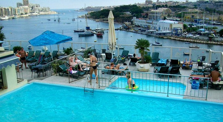 Bayview Hotel & Apartments in Sliema, Malta