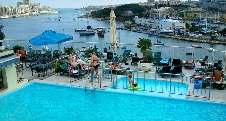 Bayview Hotel & Apartments in Sliema, Malta | Holidays ...