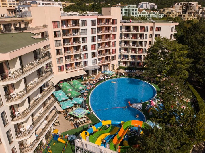 Prestige Hotel and Aquapark Image 9