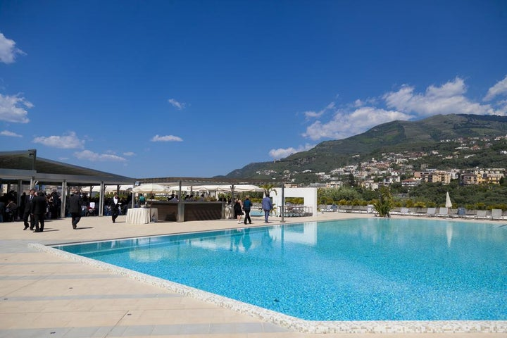 Grand Hotel Moon Valley in Vico Equense, Neapolitan Riviera, Italy