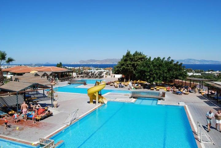 Aegean View Aqua Resort in Kos Town, Kos, Greek Islands