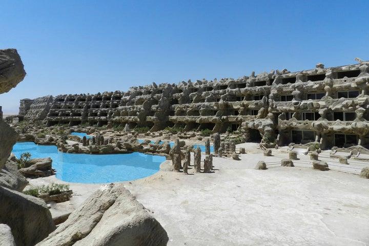 Caves Beach Resort Hurghada Image 66