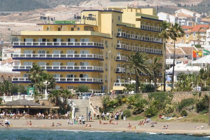 Las Arenas Hotel Image 29