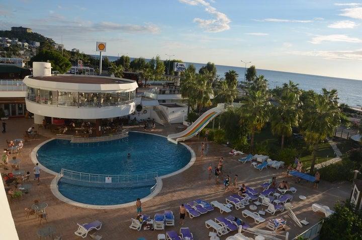 Drita Hotel in Alanya, Antalya, Turkey