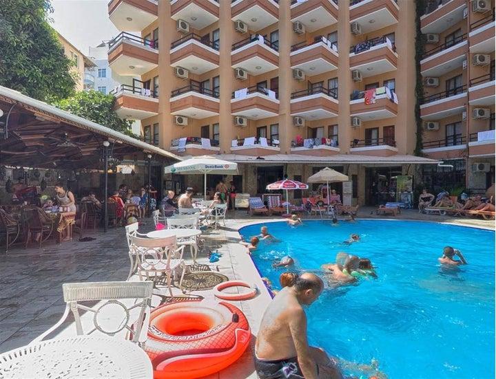 Kleopatra Fatih hotel Image 11