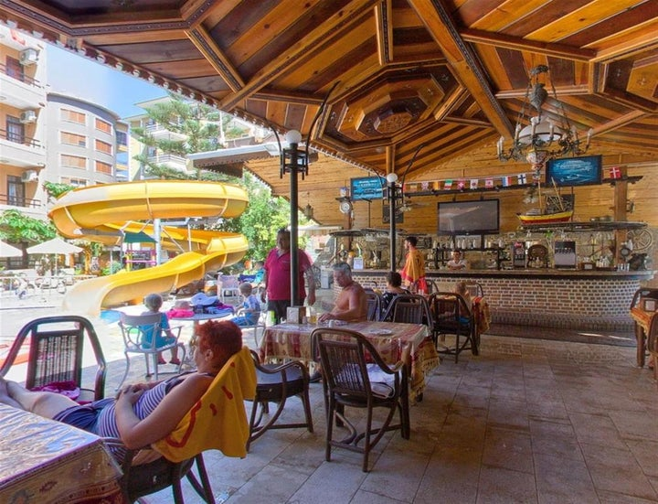 Kleopatra Fatih hotel Image 19
