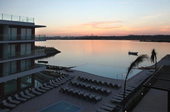 Agua Hotels Riverside in Lagoa, Algarve, Portugal