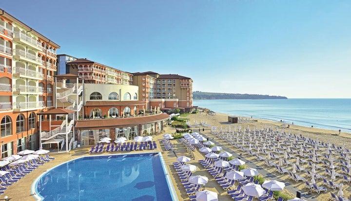 Sol Luna Bay and Mare Resort in Obzor, Bulgaria