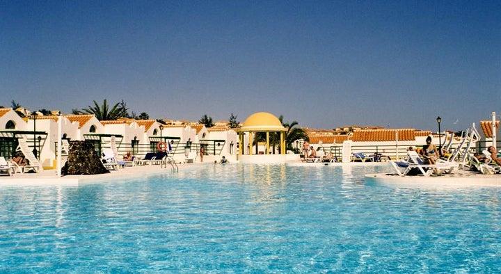 Fuertesol Apartments in Caleta de Fuste, Fuerteventura, Canary Islands