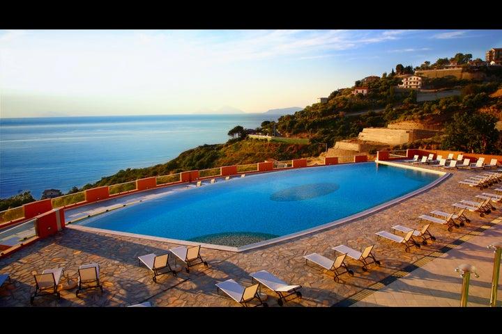 Avalon Sikani Resort in Messina, Sicily, Italy