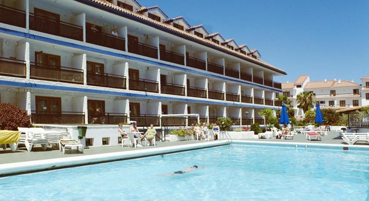 Pez Azul Apartments in Puerto de la Cruz, Tenerife, Canary Islands