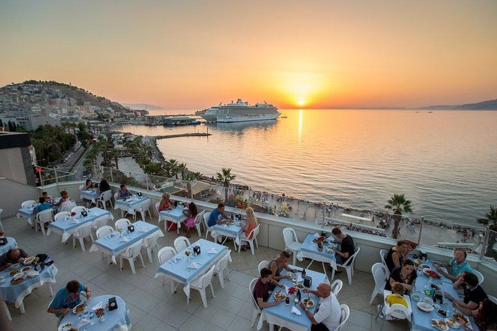 Derici Hotel in Kusadasi, Aegean Coast, Turkey