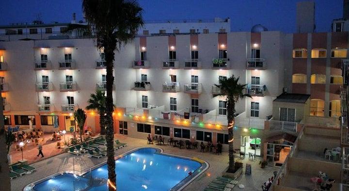 San Pawl Hotel in Bugibba, Malta