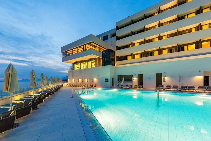 Medora Auri Family Beach Hotel in Makarska, Central Dalmatia, Croatia