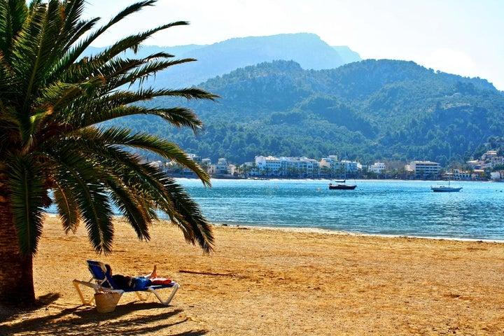 Miramar Hotel (Pto.Soller) in Puerto de Soller, Majorca, Balearic Islands