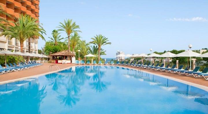 HSM Canarios Park Hotel in Cales de Majorca, Majorca, Balearic Islands