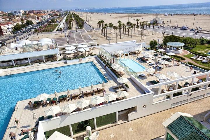 Santos las Arenas Balneario Resort in Valencia, Valencia, Spain