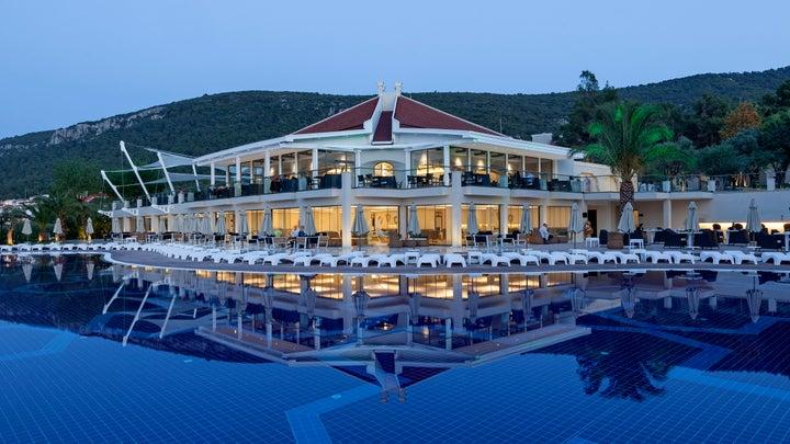 Aurum Exclusive Club in Didim, Aegean Coast, Turkey