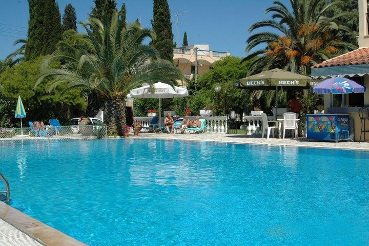 Zefiros Apartments Gouvia in Gouvia, Corfu, Greek Islands