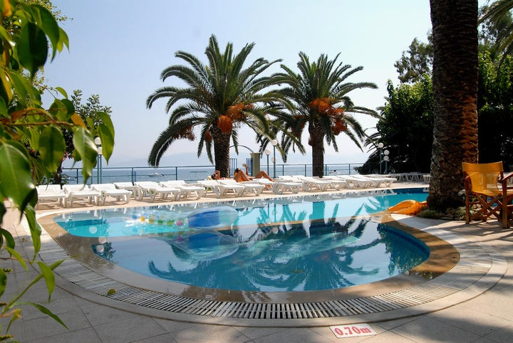 Roussos Studios in Kavos, Corfu, Greek Islands