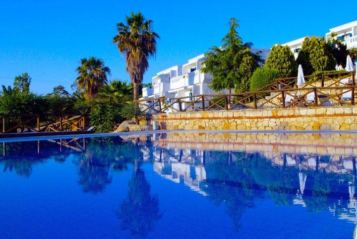 Agionissi Resort Hotel in Ouranoupolis, Halkidiki, Greece