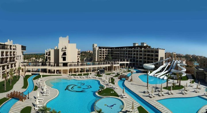 Steigenberger Aqua Magic Hotel in Hurghada, Red Sea, Egypt